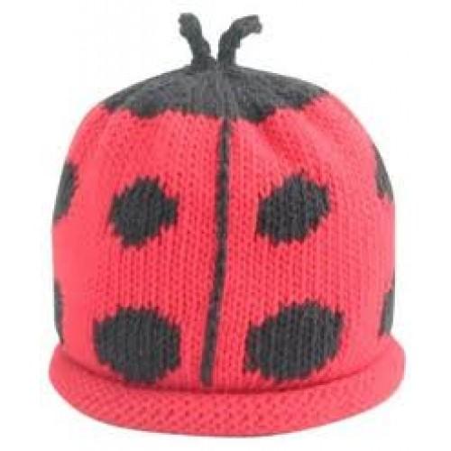 Hat - Ladybird - 0-3,  6-12 sale