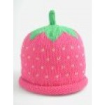 Hat - Summer Raspberry 0-3, 3-6m sale