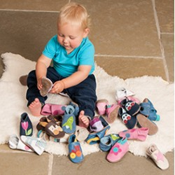 HIPPY CHIC -  Baby Shoes - SALE ends soon