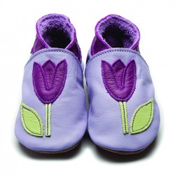 Shoes - Clearance  - Tulip 0-6m , 6-12, 12-18m in sale - PURPLE