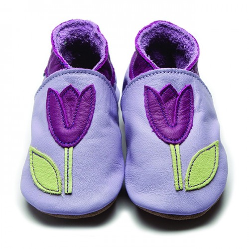 Shoes - Clearance  - Tulip 0-6m , 6-12m in sale - PURPLE