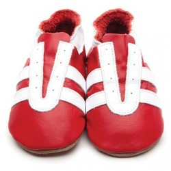 Shoes - Clearance - Trainer Red - 12-18m in sale