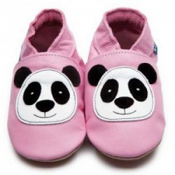 Shoes - Clearance  -  Pink Panda - 12-18m