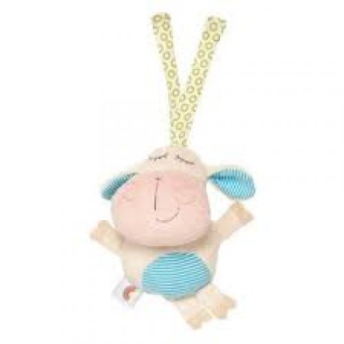 Soft Toys - Travel Rattles - Lamb