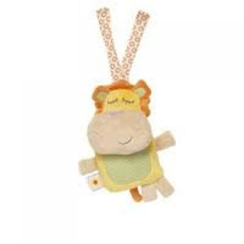 Soft Toys - Travel Rattles - Lion