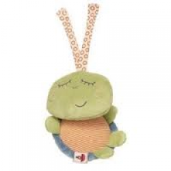 Soft Toys - Travel Rattles - Turtle