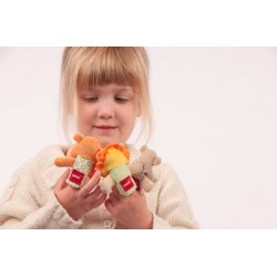 Soft Toys - Spook Finger Toy Puppet