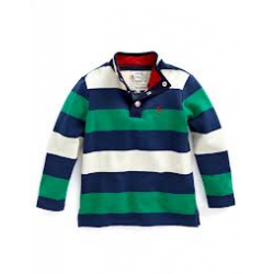 Sweatshirt - Joules - Boys Captain in Green - 3, 4, SALE