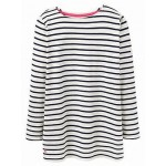 Adult - Top - Joules - Harbour - Creme Stripe - Sale