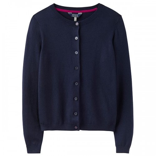 Adult - Cardigan - Joules - Skye - French navy - sale