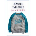 Top - Joules Boys  Dempster Raglan -   7 y SALE