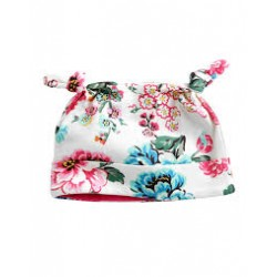 Hat - Joules Baby - cream bloom - 3-6, in SALE
