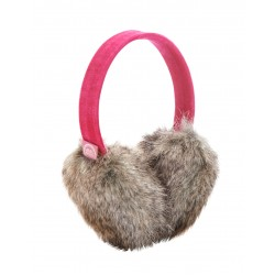 Ear muffs - Joules Brown and pink - one size  SALE