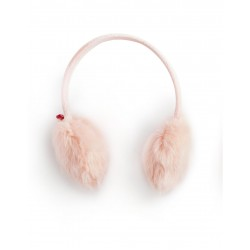 Ear muffs - Joules  Pale pink  - one size - SALE