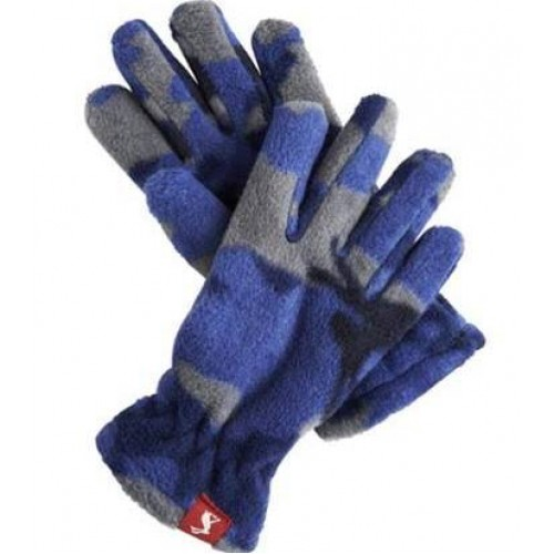 Gloves - Joules Boys Vent Fleece gloves  s/m (3-7y) - sale