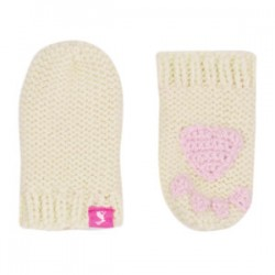 Gloves - Joules Baby - Paw mittens m/L (12-24m)