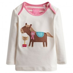 Top -  Joules Baby Bess 3-6m
