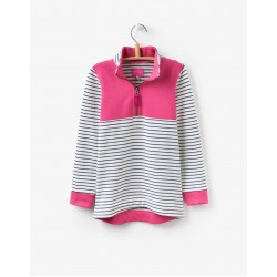 Sweatshirt - Joules  Girls FAIRDALE  sweatshirt - last one  7-8y sale