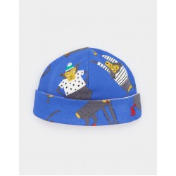 Hat - Joules Baby - Monkey 0-3m (3), 3-6 (1) SALE