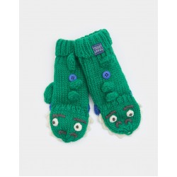 Gloves - Joules Boys - Dino S/M: 4-7yrs