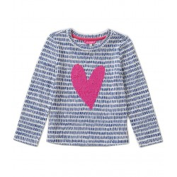 Top - Joules Ava - Dashes 3-4y SALE