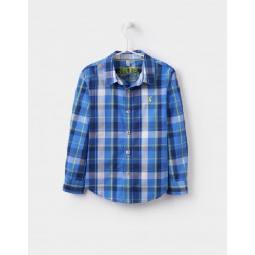 Top -  Joules Boys - Shirt - Lachlan   7, 8, and 9-10 y - sale