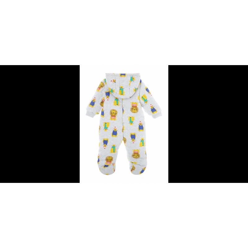 4392d2c9d Pramsuit - Joules Baby Boy Winter pram suit - Grey lion n SALE