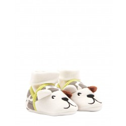 Slippers - Joules - Dog Size 0-6m , 6-12, 12-18m - sale
