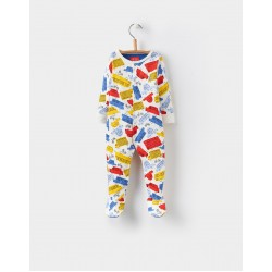 Babygrow - Joules ZIGGY BABYGROW - cars  6-9m - last one in sale