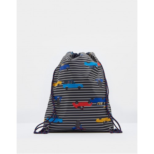 Bag - Joules Active RUBBER DRAWSTRING BAG - Cars - sale