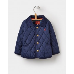 Jacket - Joules - MILFORD QUILTED JACKET - french navy 18-24m - sale