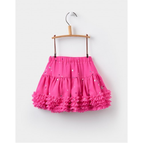 Skirt - Joules Girls LILIAN TUTU SKIRT - pink - 1, 2, 3, 4, , 6 YR - Sale