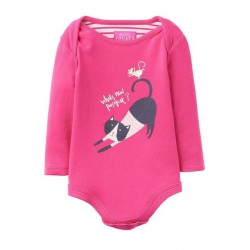 Body - Joules Baby Cat Snazzy - sale - 3-6, 6-9, 9-12, 12-18m