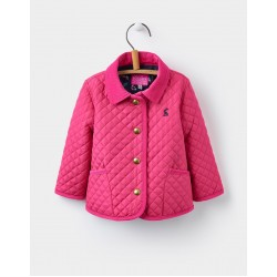 Jacket - Joules Baby - Mabel Quilted Jacket, Pink - 18-24m - sale