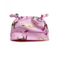 Hat - Joules Baby - Pink Pony - 6-9m and  9-12m - SALE