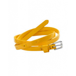 Belt  - Joules -  Yellow 2 left  -M/L  SALE