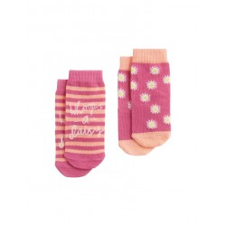 Socks - Joules Baby daisy 2-3y  and 1-2y (2x - 4-5 shoe)