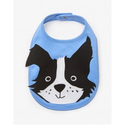 Bib - Joules - Blue Hound - last one in - CLEARANCE 45% off - No return