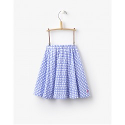 Skirt - Joules Girls Izzie - Lavender - 5-6 y last one