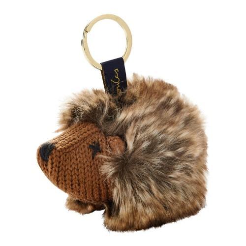Keyring - Joules - KNITTED KEYRING - Hedgehog