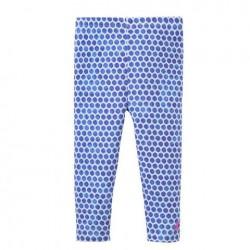 Leggings - Joules Baby DEEDEE - pool blue spot 6-9, 9-12m sale