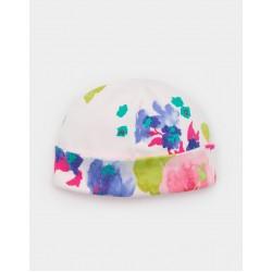 Hat - Joules - Ocean bloom 3-6m