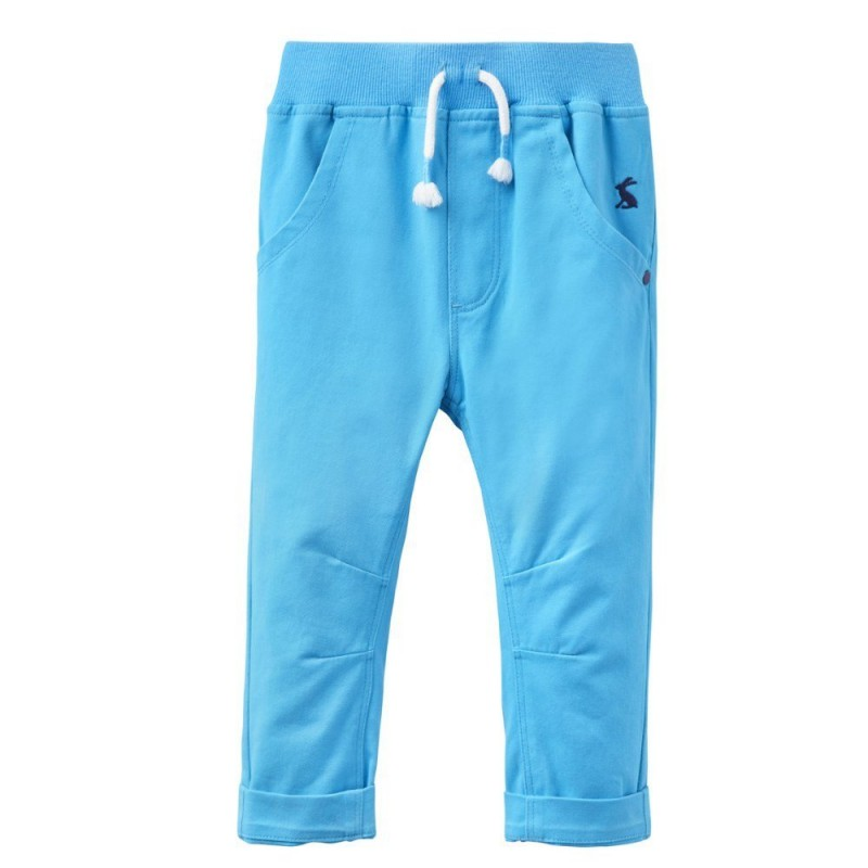 Colour Blue Joules Baby Boys Joe Woven Casual Trousers