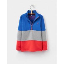 Sweatshirt - Joules Boys Dale - Bold Blue -  5-6,  9-10, 11-12y