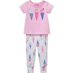 Set - Joules Baby Winn  - Icecream - in SALE  6-9, 12-18m