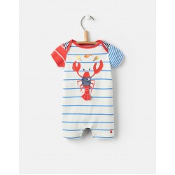 Romper - Joules - Baby PATCH - HOTCH POTCH - 0-3, 6-9m