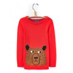 Jumper - Joules Baby - Bear - 0-3, 3-6, 6-9, 9-12m