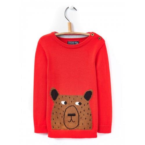 Jumper - Joules Baby - Bear - 0-3, 3-6, 6-9, 9-12m
