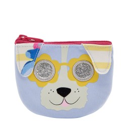 Bag - Purse - Joules Girls - Bow Wow Purse - dog