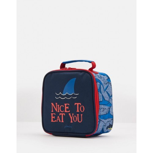 Bag - Joules - MUNCH LUNCH BAG - shark - last one - sale